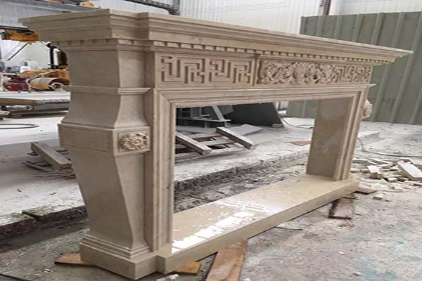 fireplace stone cnc router