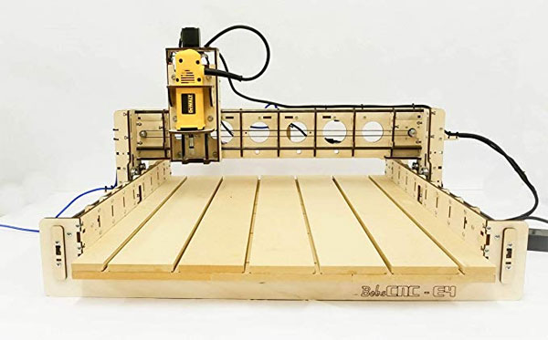 BobsCNC-Evolution-4-CNC-Router-Kit-with-the-Router