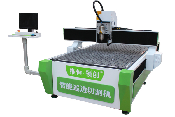3 axis cnc router machine with camera